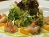 Кухни мира. Австралия. Салат с креветками