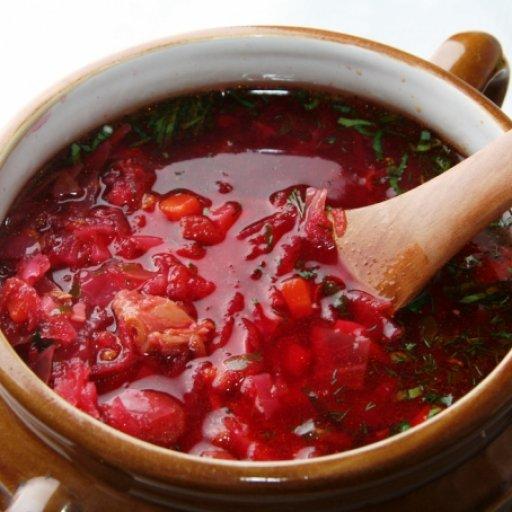 Неделя русской кухни