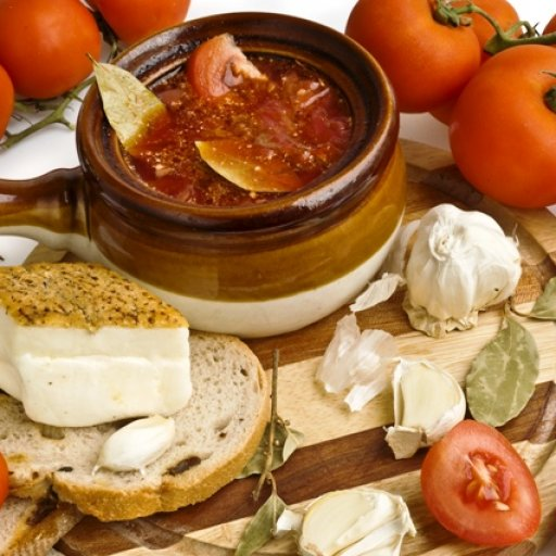 Неделя украинской кухни