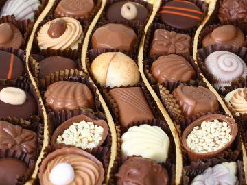Шоколадные конфеты - не только лакомство, но и красивый подарок