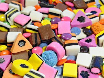 В мире тысячи разновидностей конфет