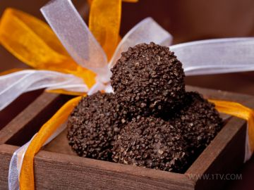 Трюфель - король среди шоколадных конфет
