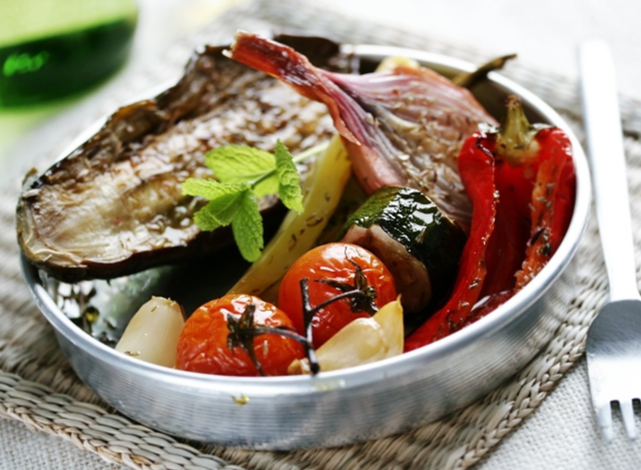 Овощи - одна из основных составляющих молдавской кухни