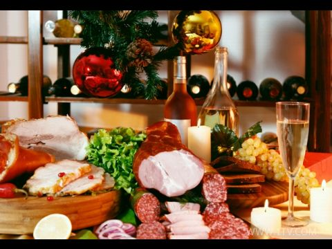 Наши праздники: Новый год!