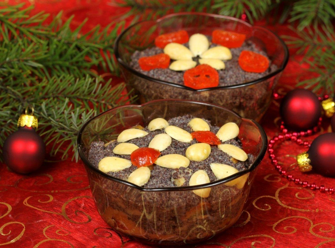 """""""Маковки"""" - десерт из растертого мака"""