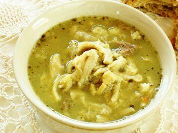 Фляки - национальные польские супы