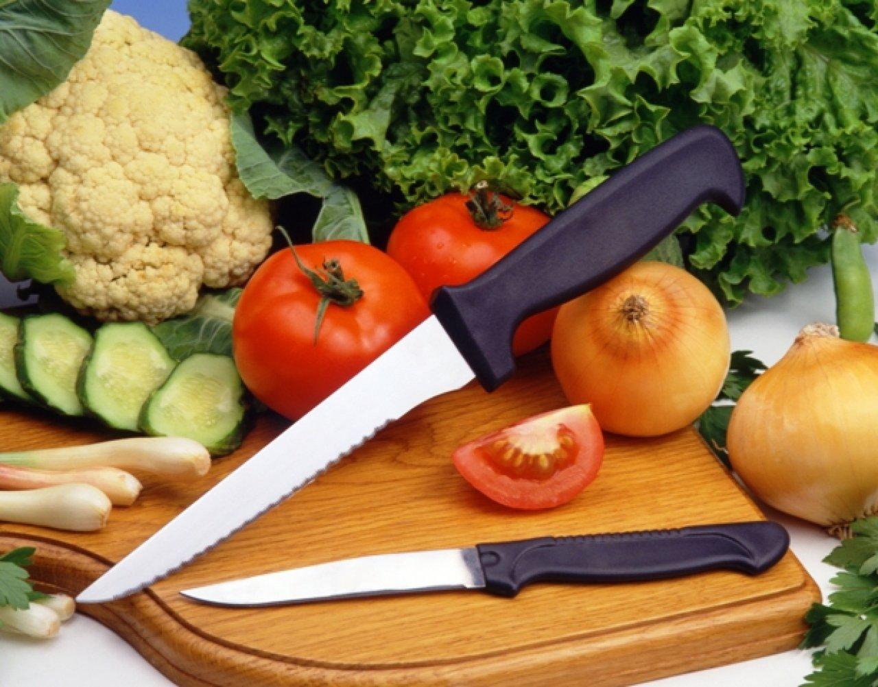 У каждой хозяйки есть свой любимый нож