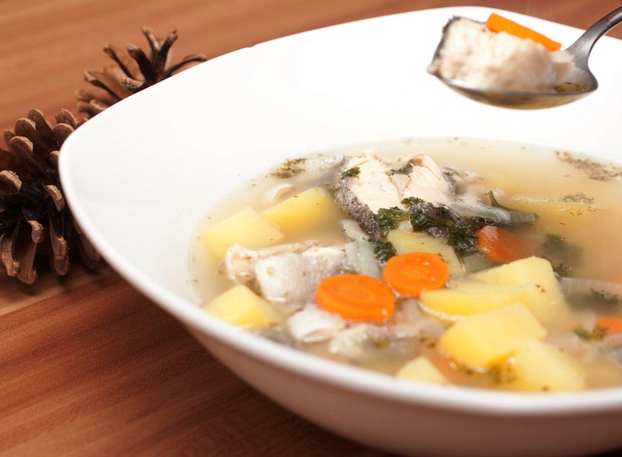 Раньше ухой называли любой суп