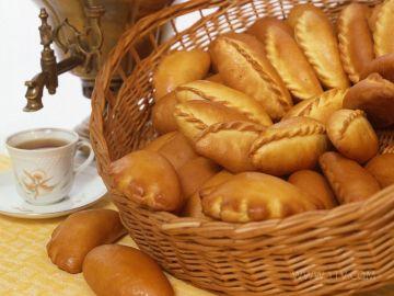 Пироги - традиционное русское блюдо