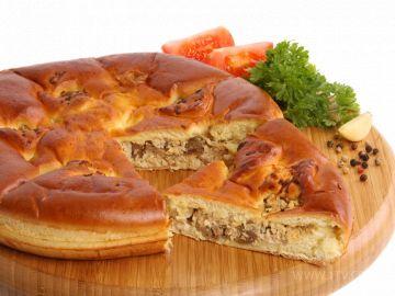 По традиции пироги подавали после рыбных блюд
