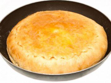 Осетинские пироги обязательно круглой формы