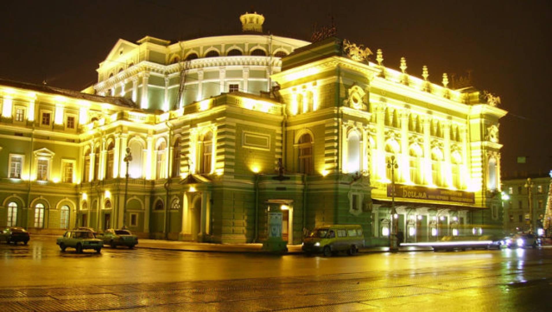Торжественное открытие новой сцены Мариинского театра