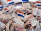 Июнь: Праздник селедки в Нидерландах