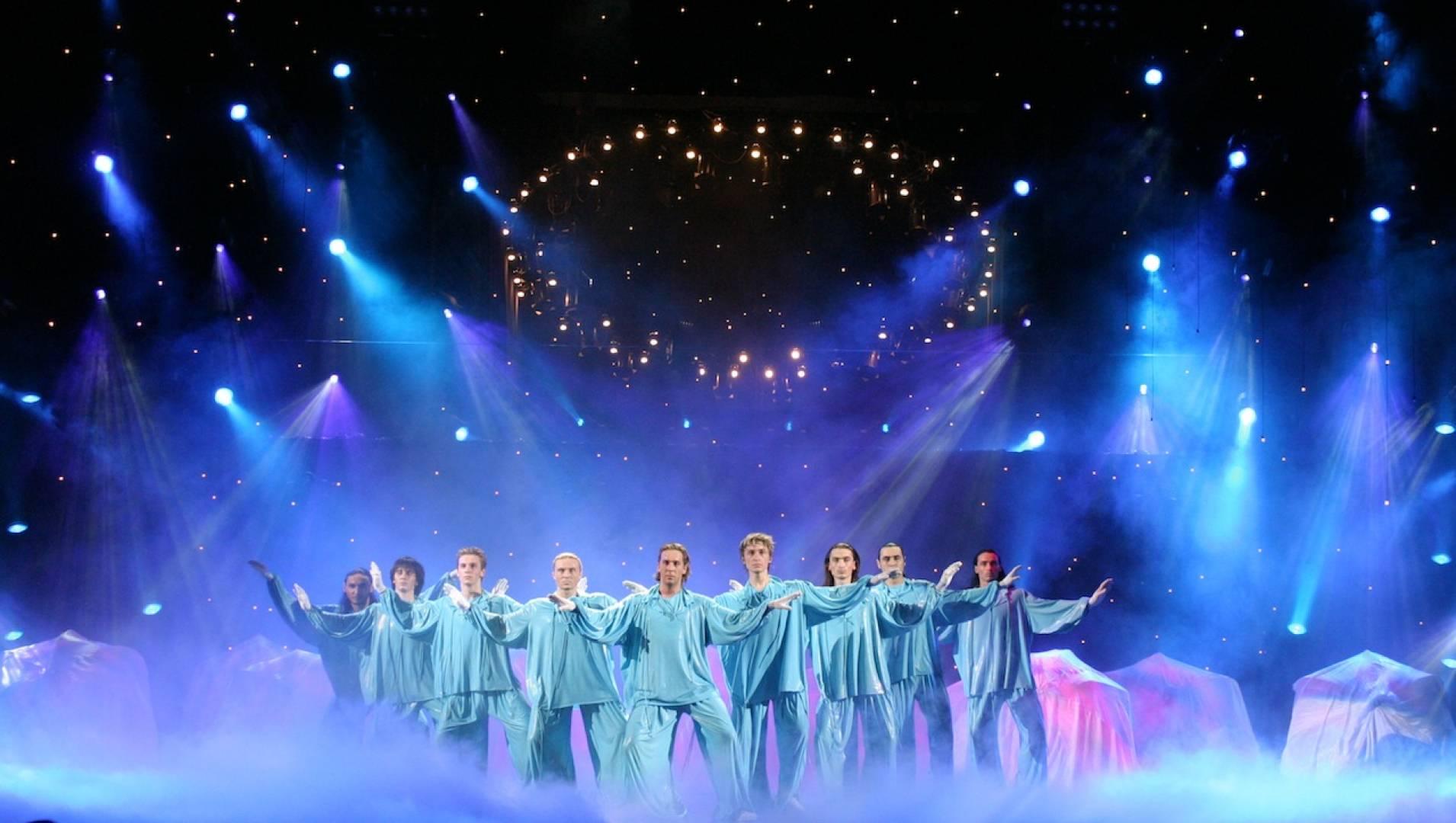 """Юбилейное шоу балета """"Тодес"""" - Концерт"""