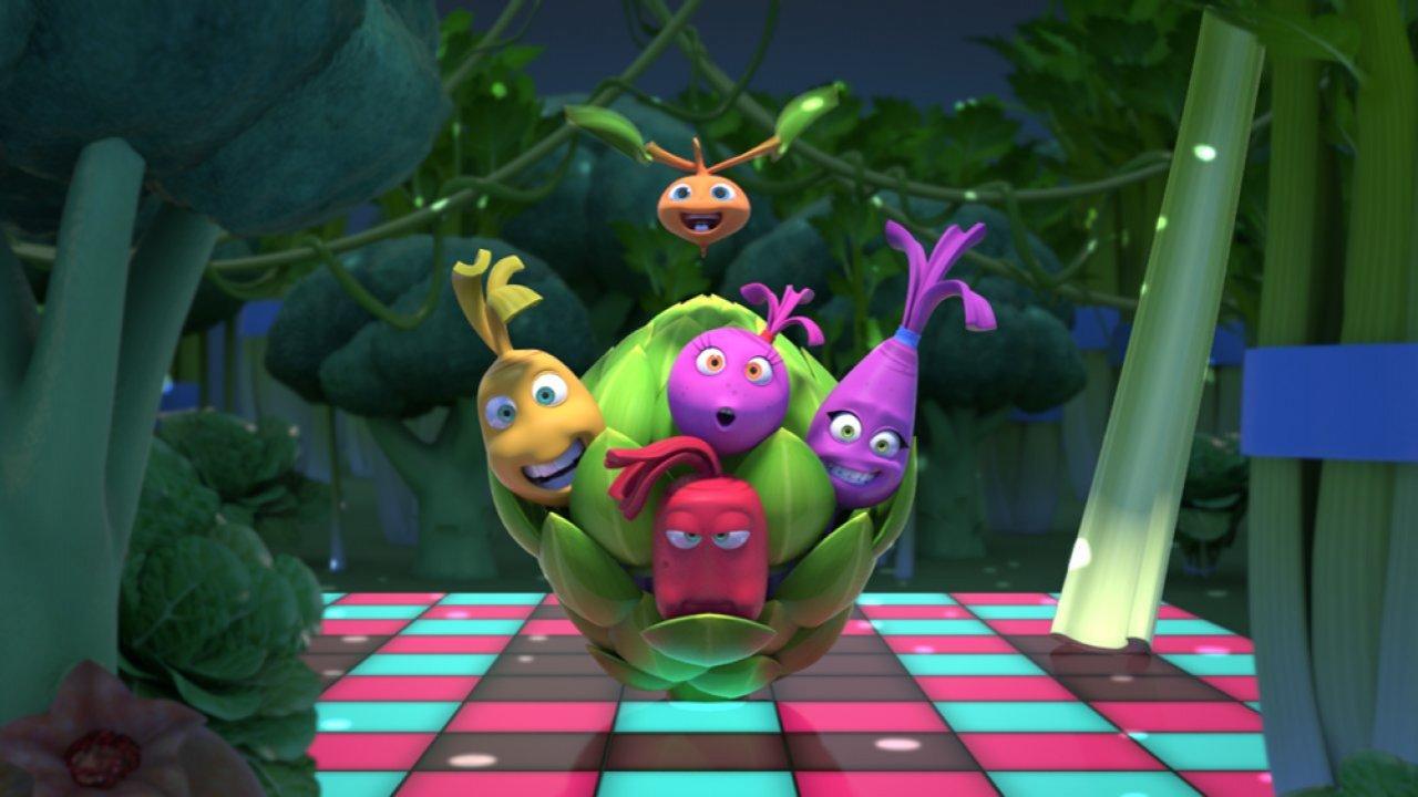 Овощная вечеринка