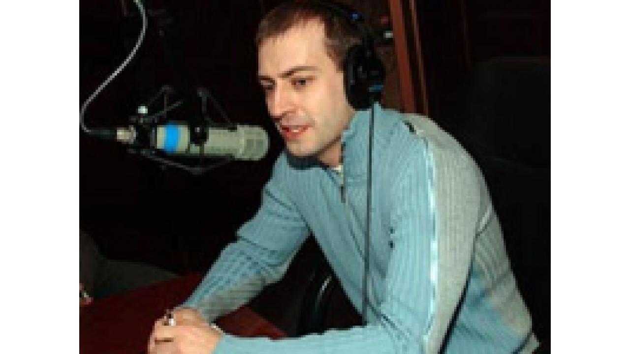 Генеральный директор Алексей Ефимов