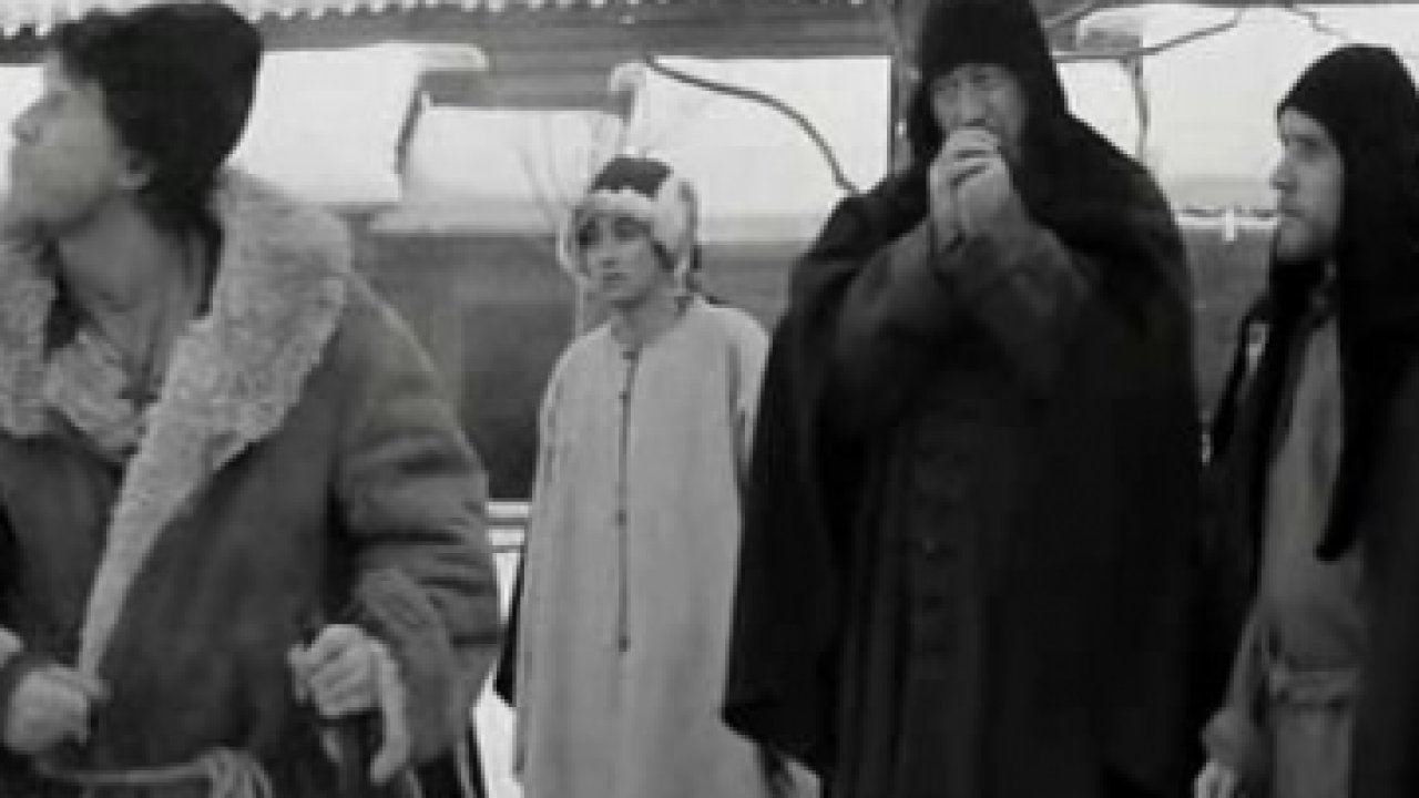 Андрей Рублёв - Драма, Фильм