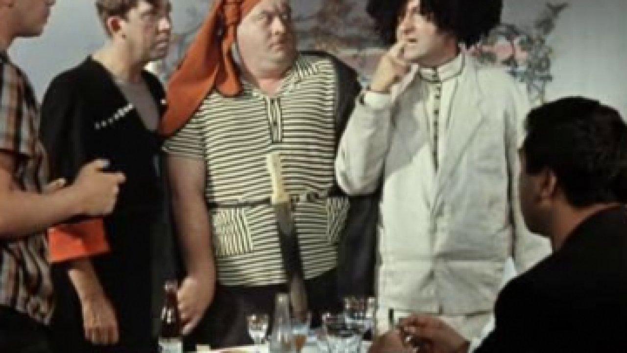 Кавказская пленница, или Новые приключения Шурика - Комедия, Фильм