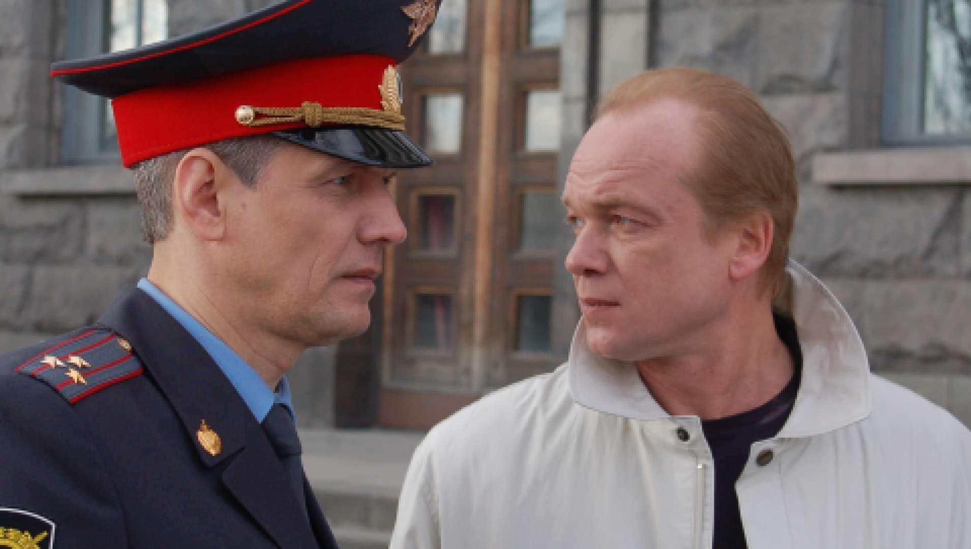 Свой-чужой - Детектив, Фильм