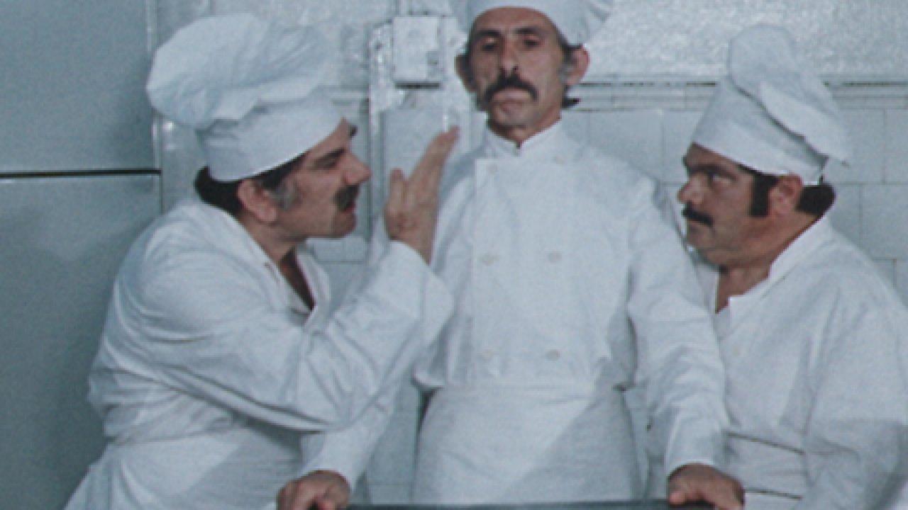 Приехали наконкурс повара - Комедия, Фильм