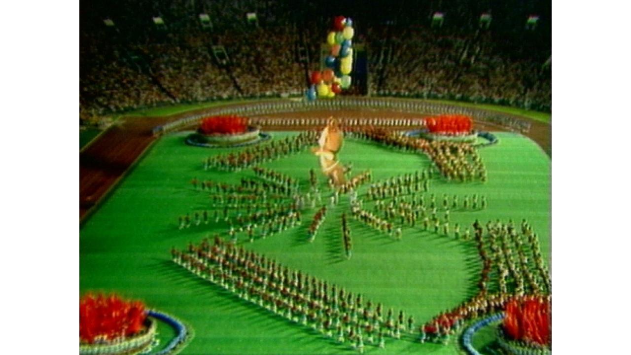 Олимпиада – день закрытия
