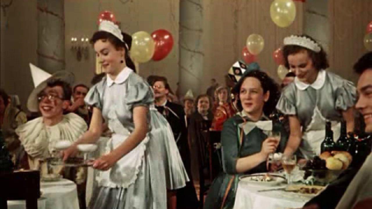 Фильм «Карнавальная ночь» 1956: актеры, время выхода и ... - photo#47