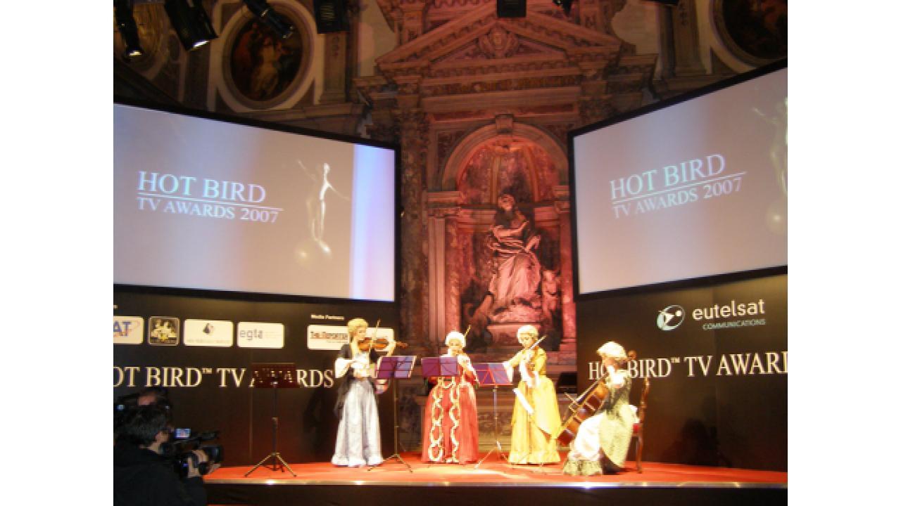 Первый канал удостоен награды «People's Choice 2007»
