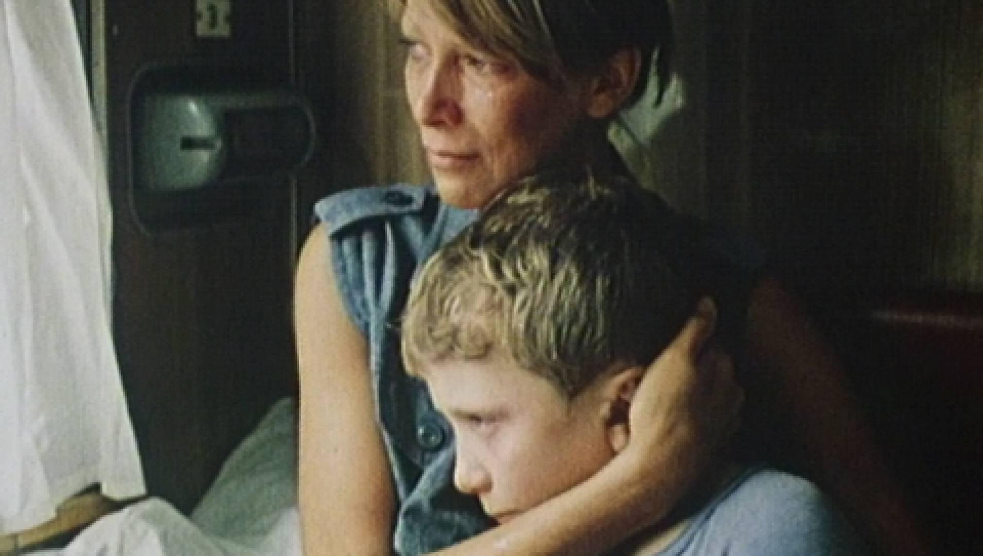 Скорый поезд - Мелодрама, Фильм