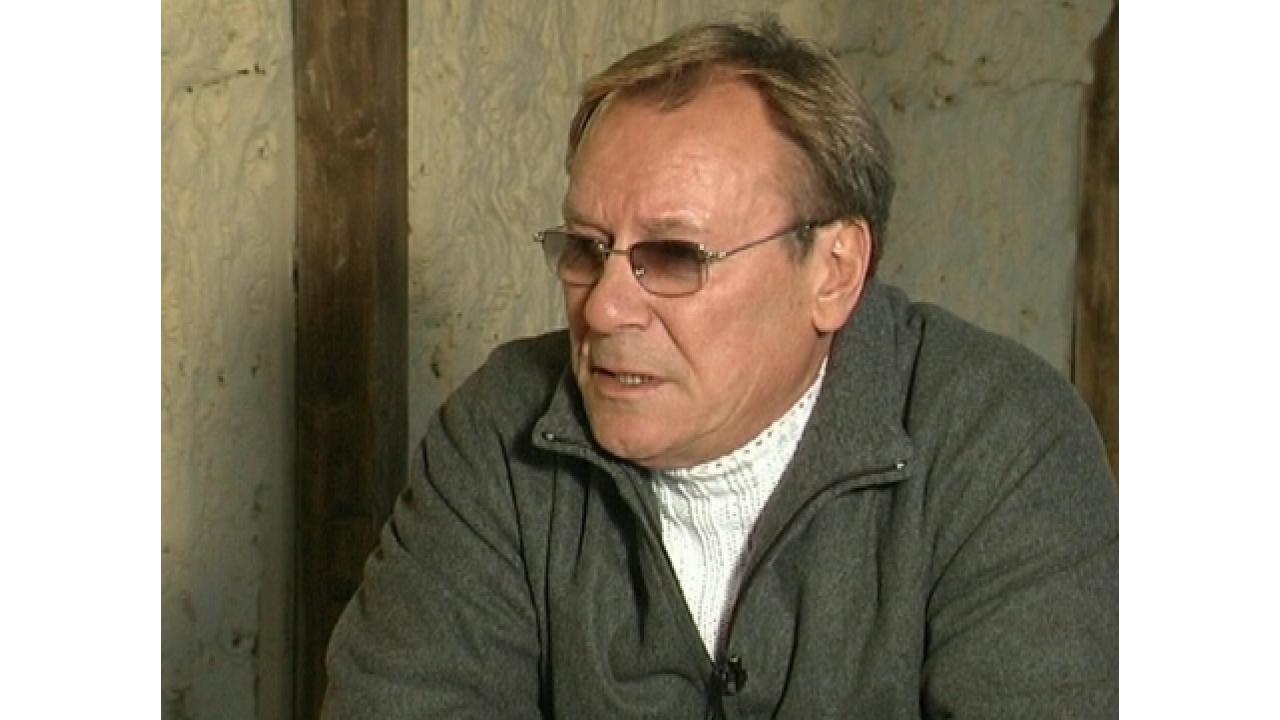 «Человек вкадре» Сергей Шакуров