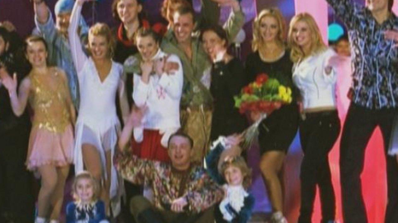 Ледовое шоу наХодынском поле - Развлекательная, Программа