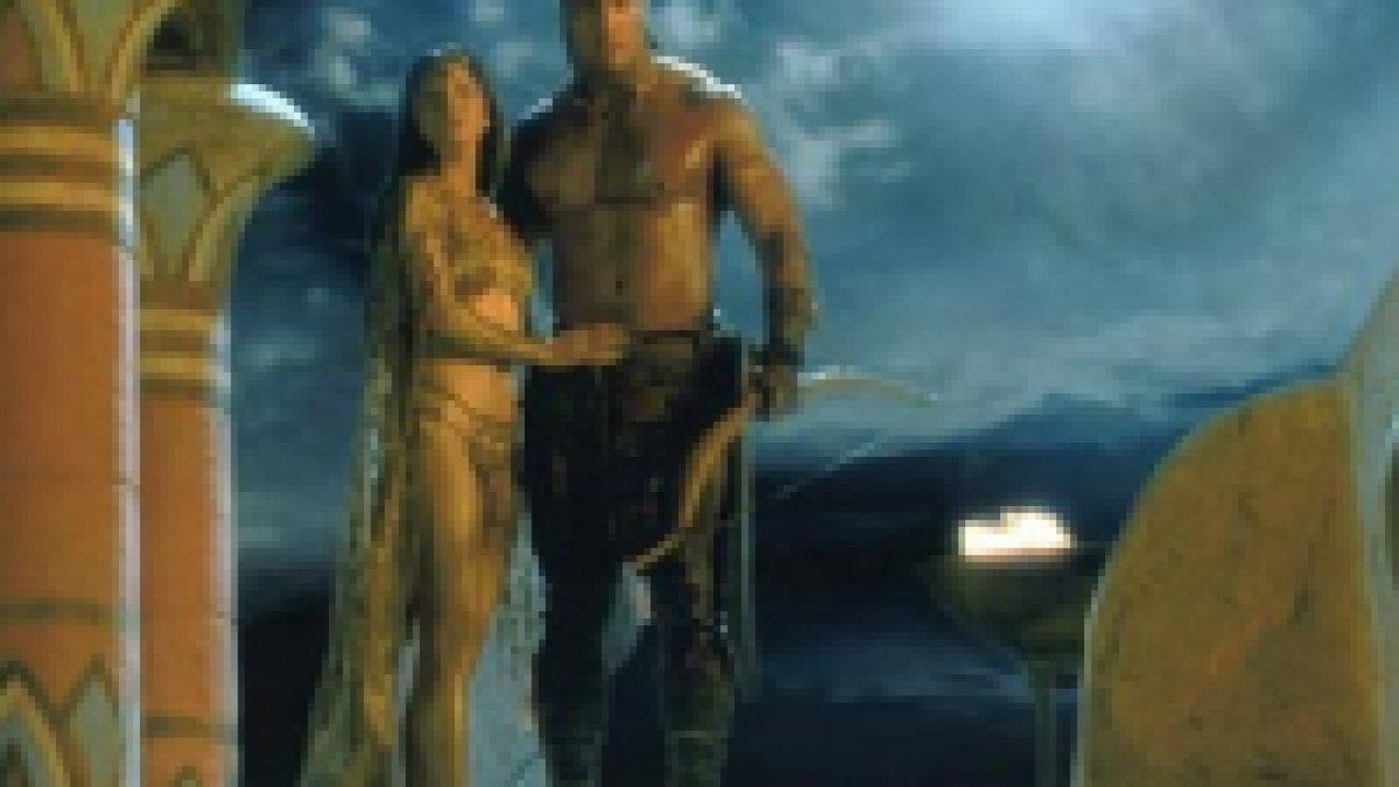 Царь скорпионов - Фильм, Приключения
