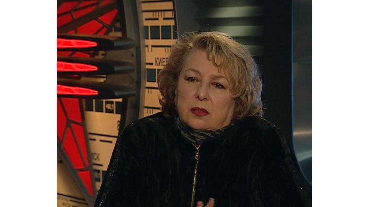 Монолог. Татьяна Тарасова