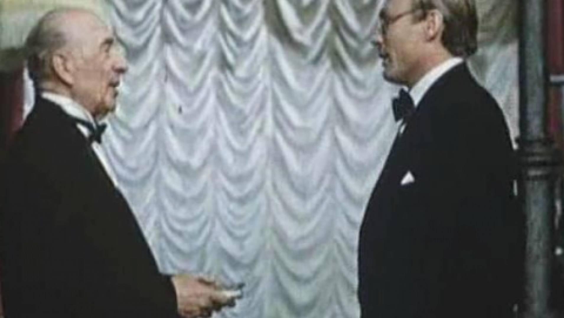 Белый снег России - Кинороман, Фильм