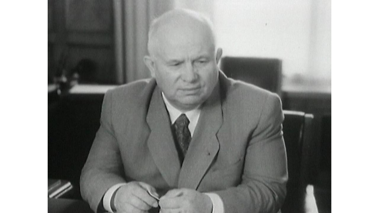 «Легенды времени» Хрущев