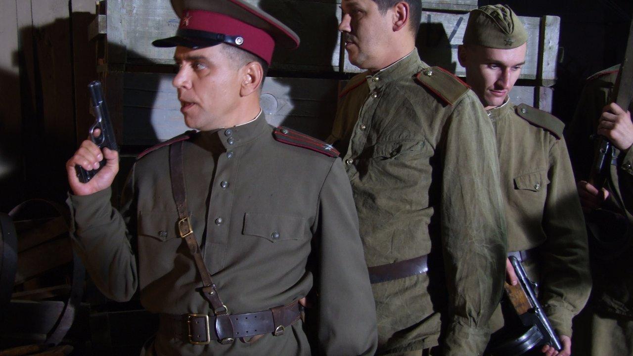 Разведчики. Война после войны - Фильм, Приключения