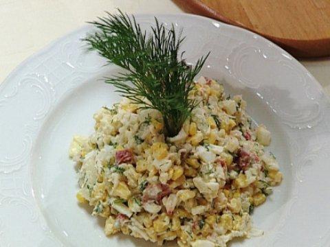Кухни мира. Греция. Салат