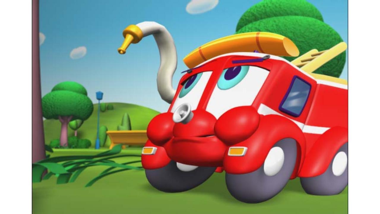 Финли—  красная машина