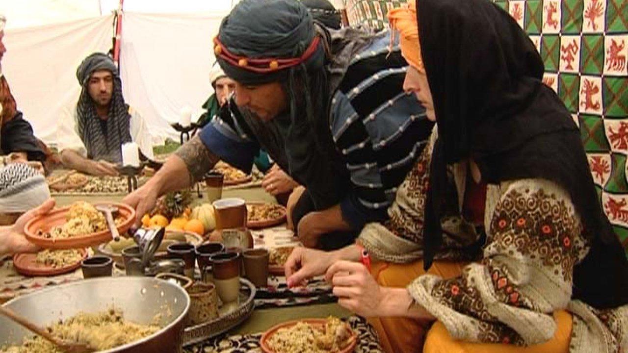 Историческая кухня