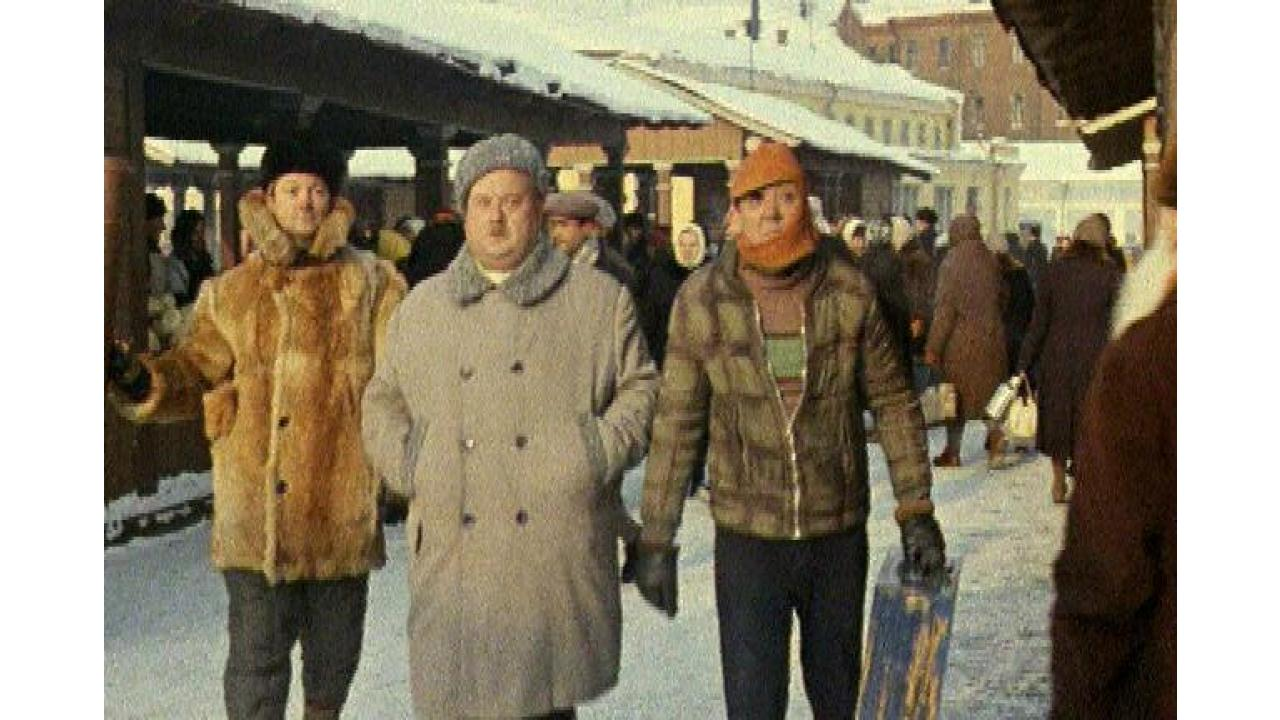 Любимые комедии Леонида Гайдая