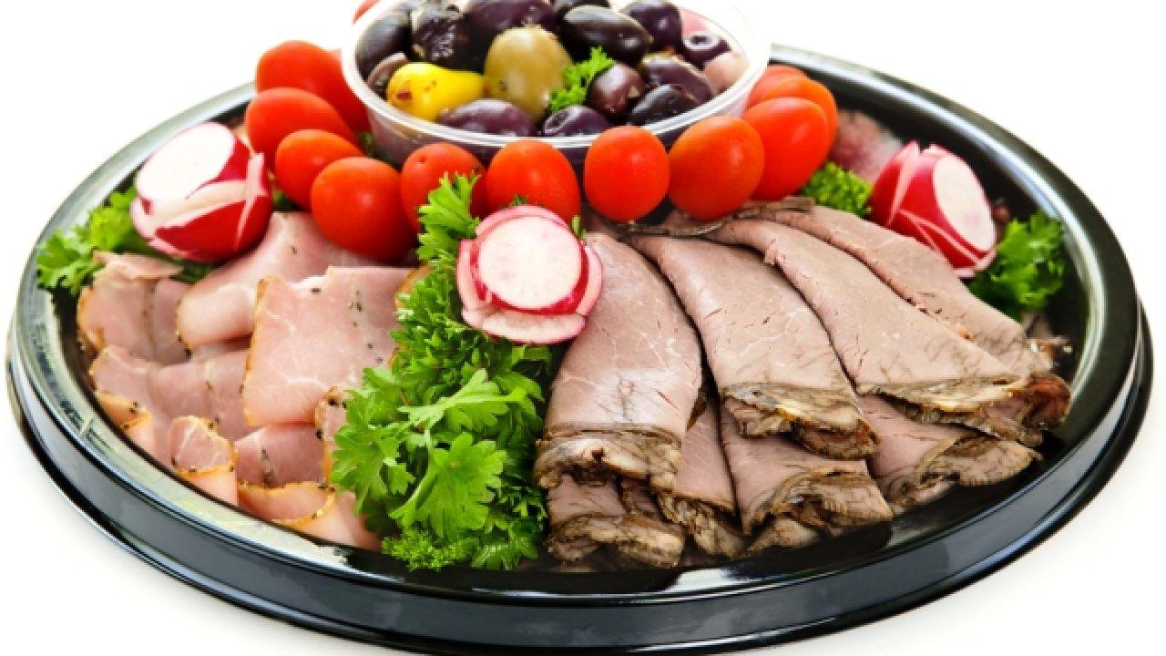 Блюда и деликатесы из мяса