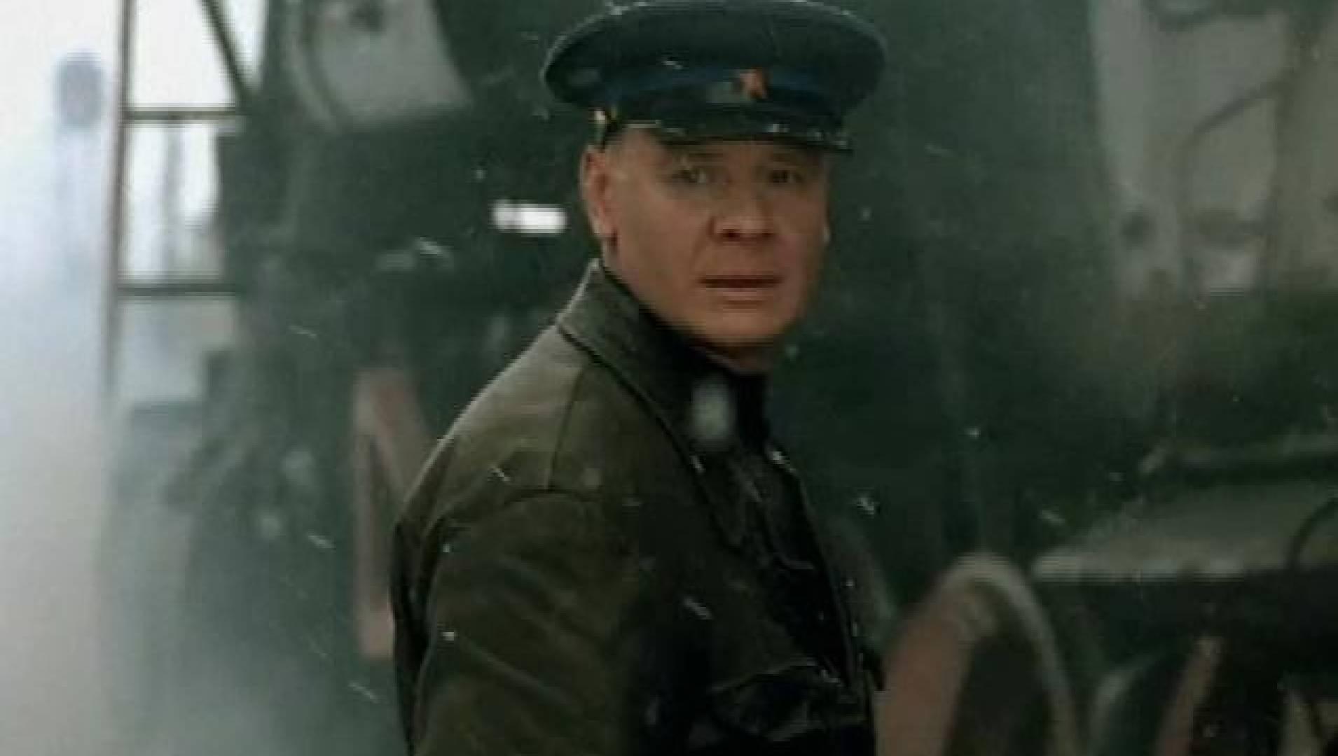 По тусторону волков - Детектив, Фильм