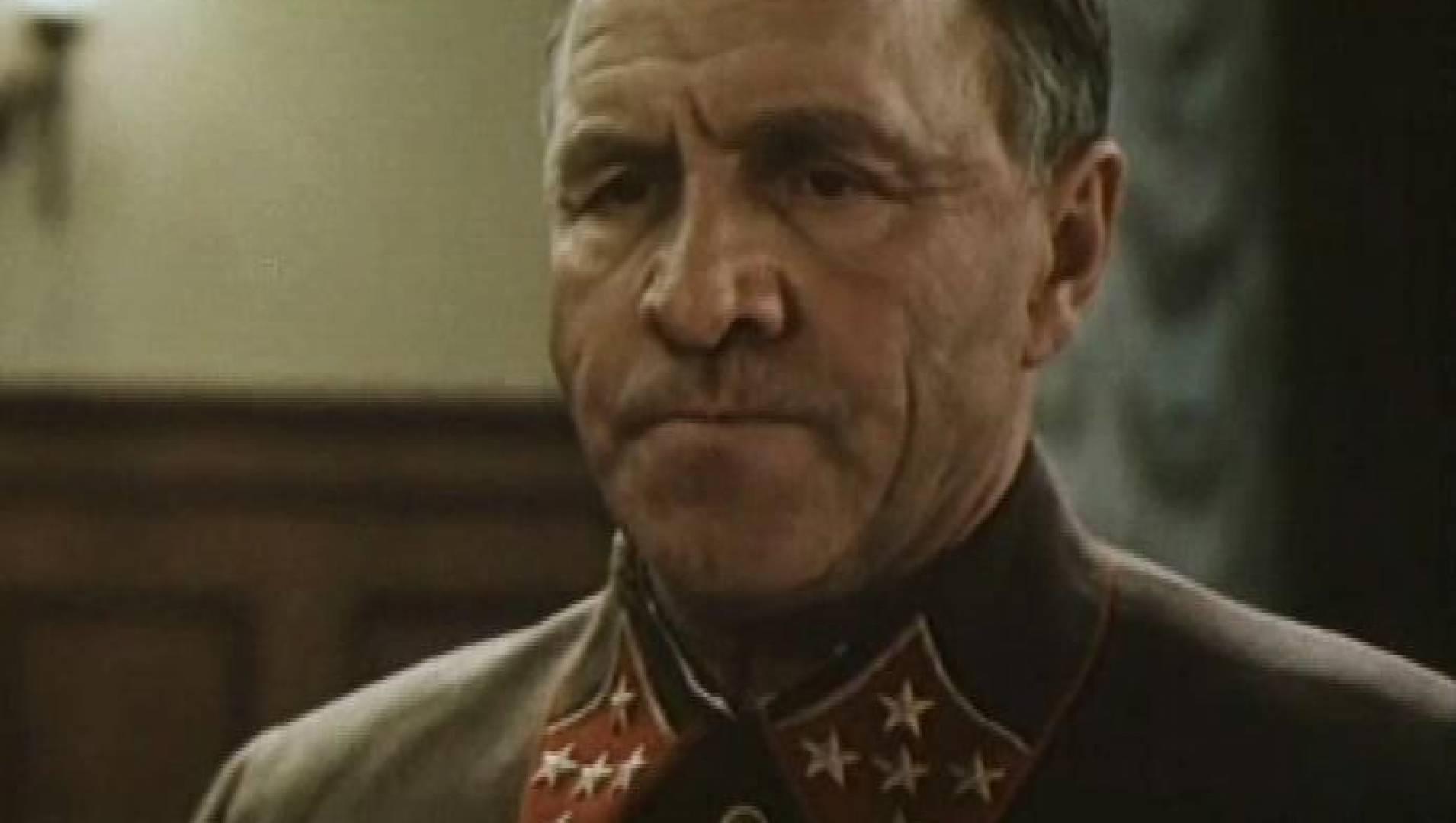 Великий полководец Георгий Жуков - Фильм