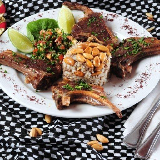 Неделя ливанской кухни