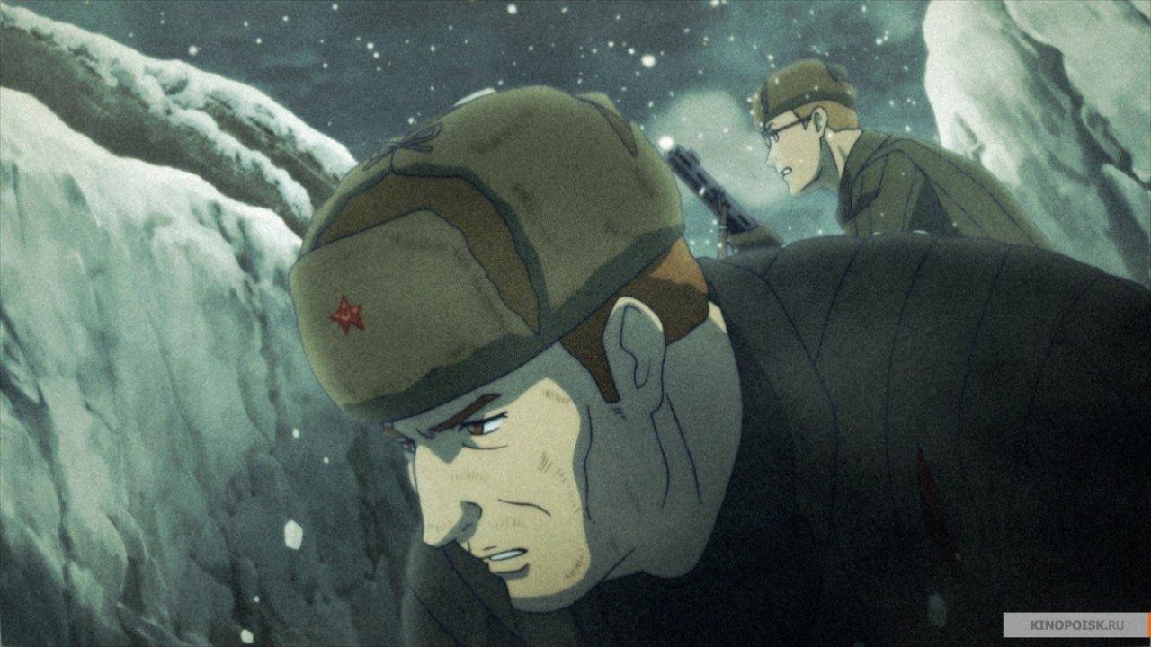Первый отряд - Анимационный фильм