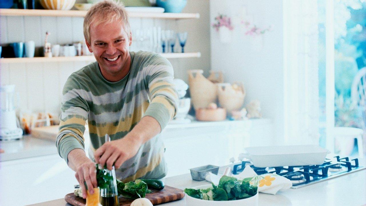 На кухне с Биллом