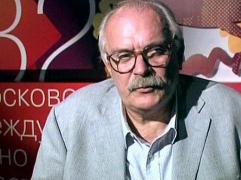 Никита Михалков. Сами с усами