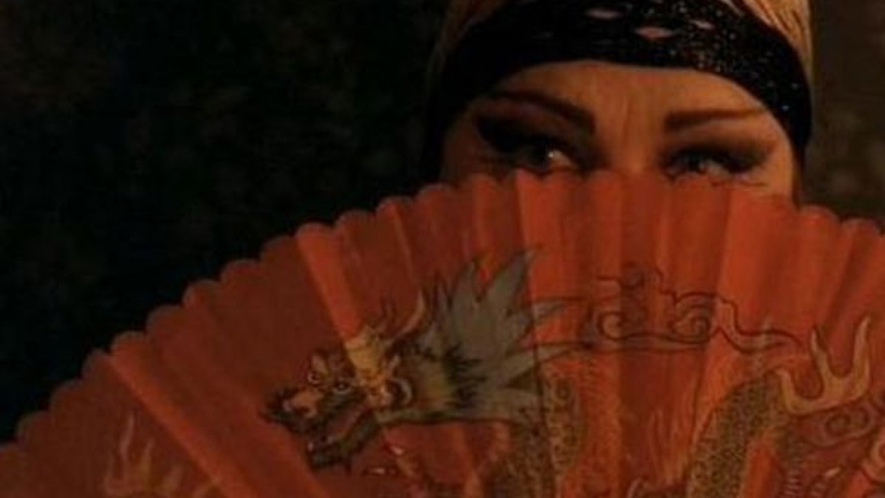 Китайская бабушка - Комедия, Фильм