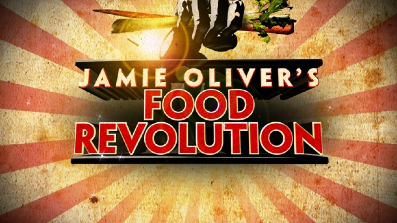 Революция Джейми Оливера