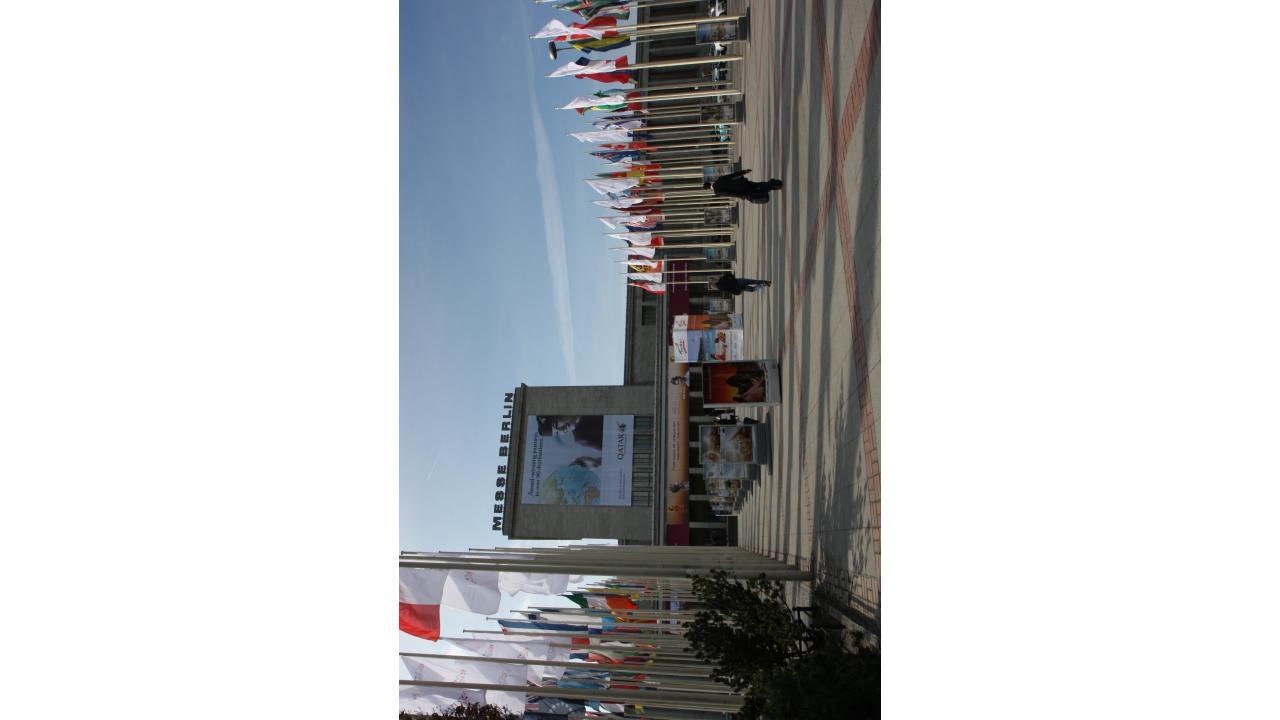 Проект «Первый в отелях» на выставке ITB