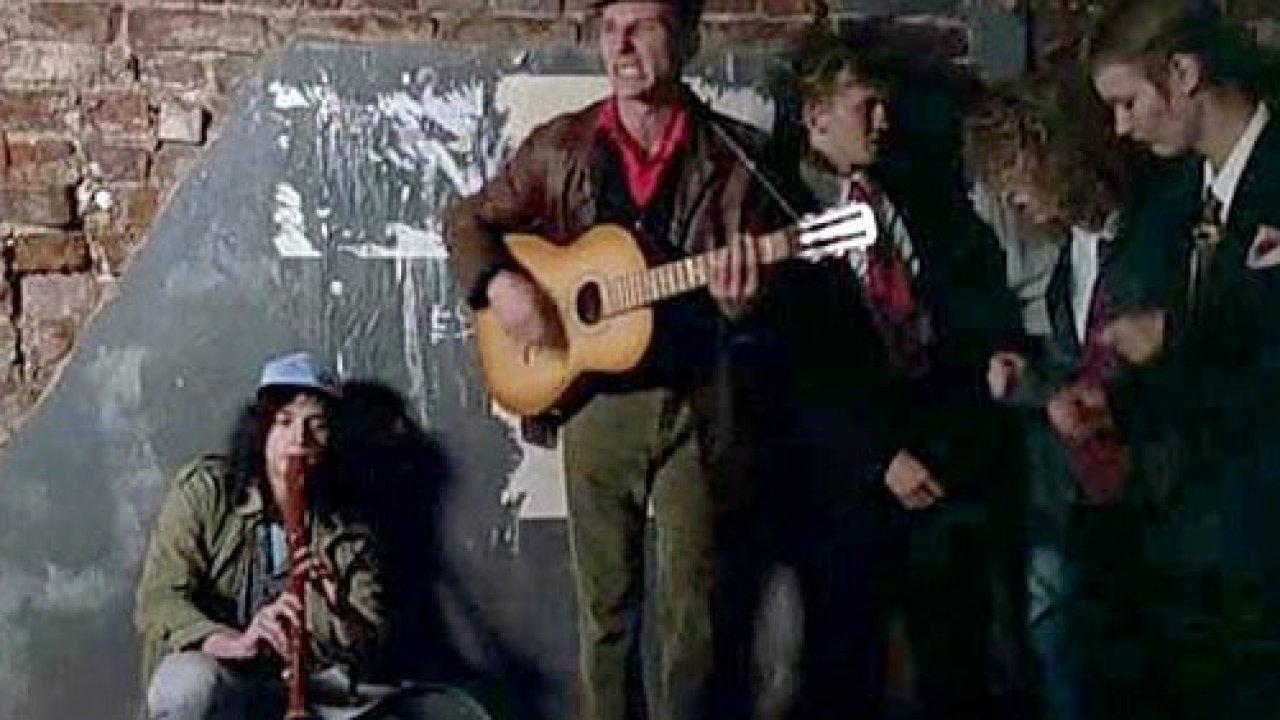 Такси-блюз - Драма, Фильм